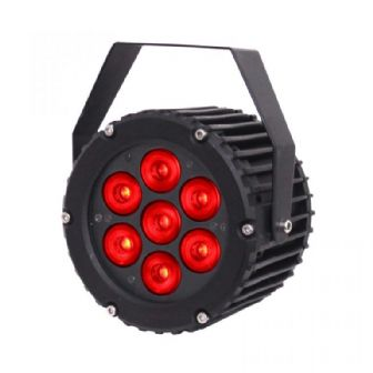 LEDJ Spectra Par 7T3 Exterior Fixture IP-66 | Lighting | Parcans Pinspots & Theatre Spots | LEDJ | Lighthouse Audiovisual UK